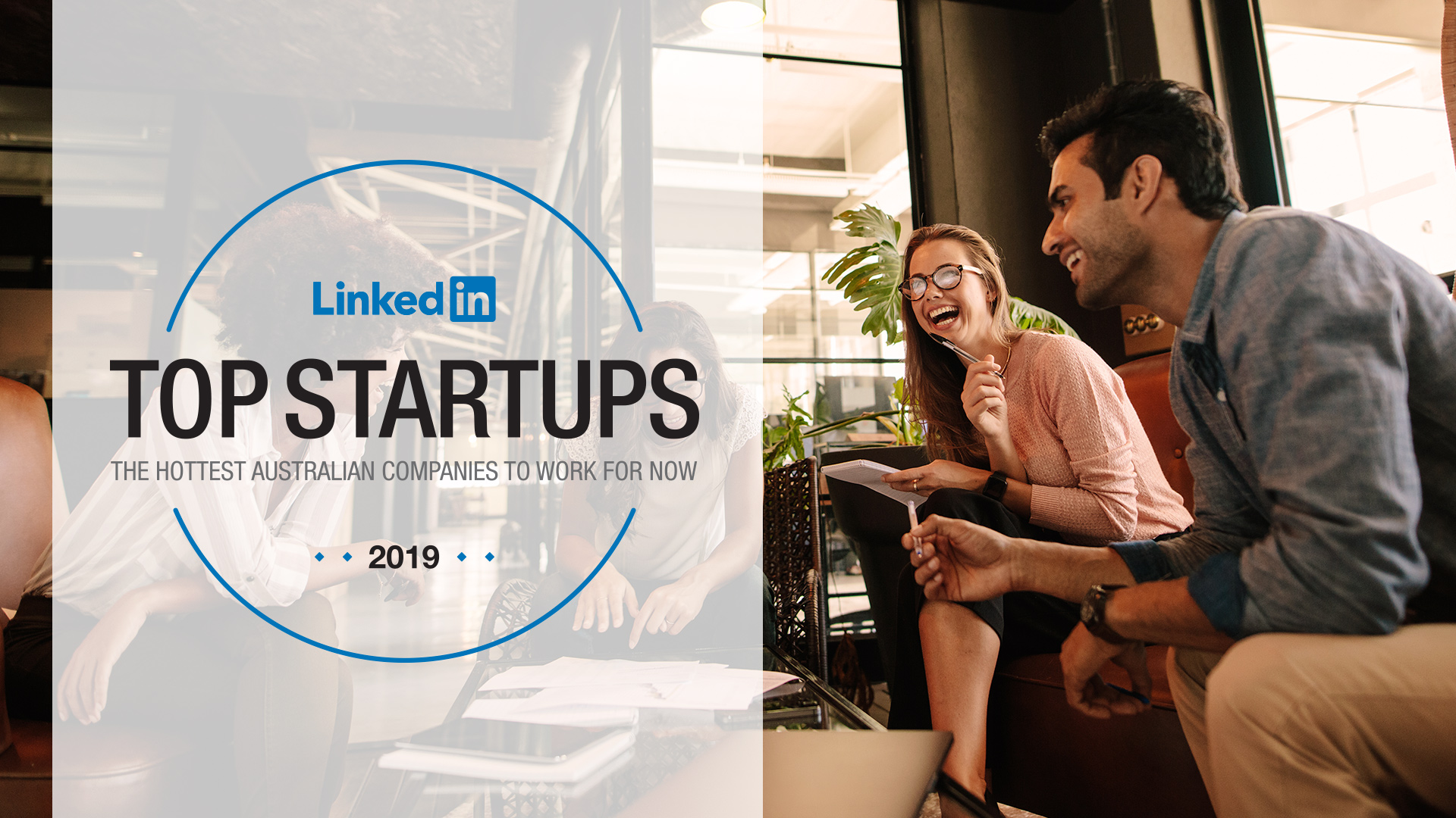 GO1 named one of LinkedIn's 2019 Top Startups in Australia
