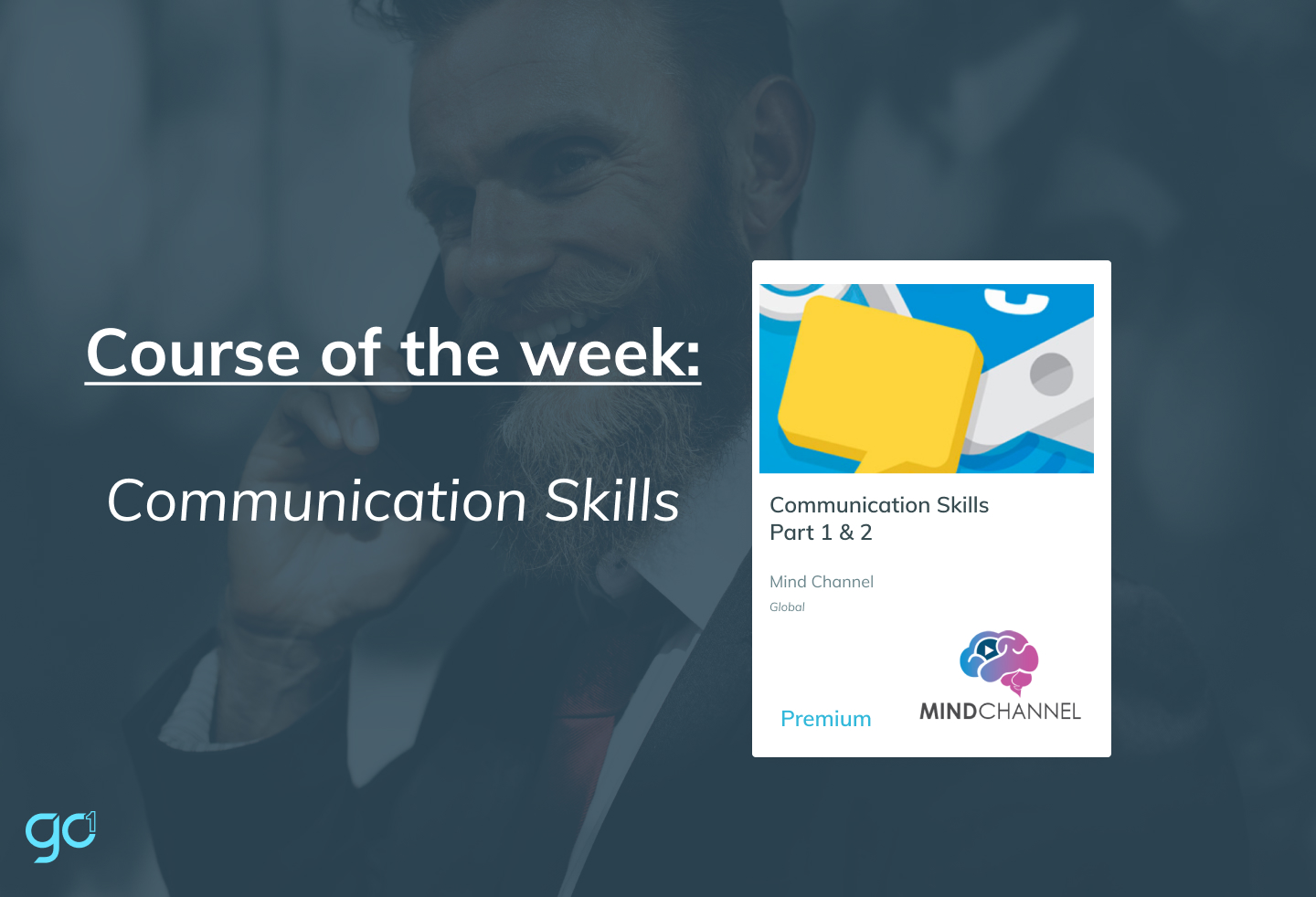 Course of the week: Communication Skills